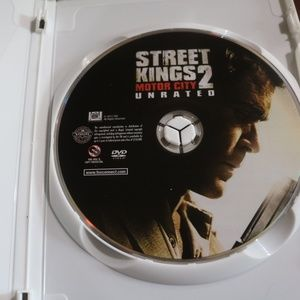 Other - Street Kings 2 DVD Blank Case